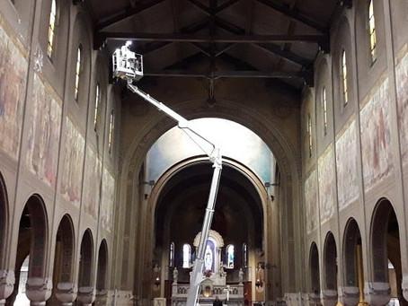 Basilica Prepositurale di S.Maria di Lourdes a Milano