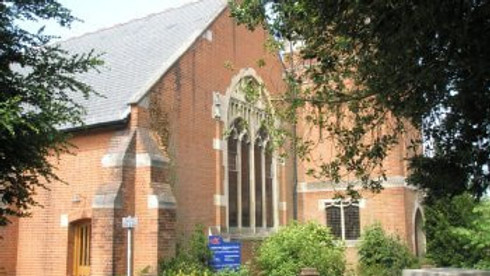 *Update* Recorded 'as live' - Leatherhead Methodist Church - Music on Thursdays
