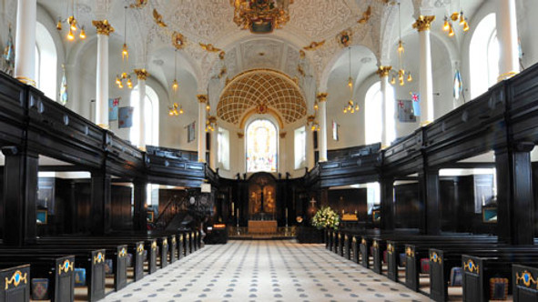 Recital at St Clement Danes