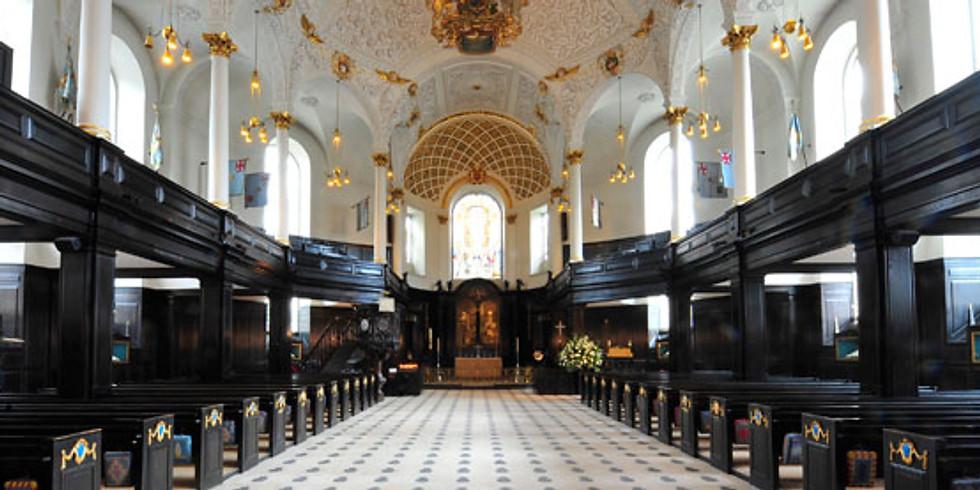 Recital at St Clement Danes