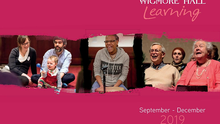 Wigmore Hall Family Day: Journey to the Moon