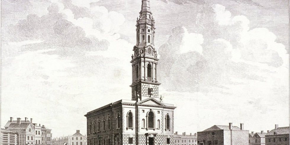 Music-at-Hill Lunchtime Recital at St Giles-in-the-Fields