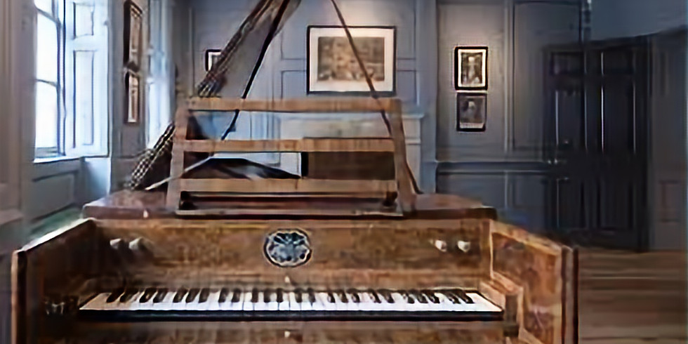 *Update - Recorded Concert will be published online- Date TBA* Recital in Händel House