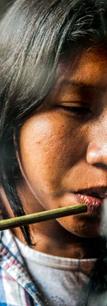 Marcia Venício - Djerarete Mirim Cacique Guarani