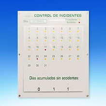 Pizzara interactiva par control de incidentes
