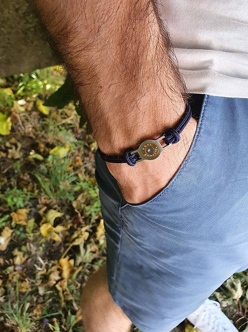 Bracelet acier inoxydable cadran