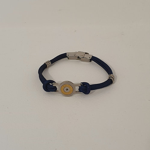 Bracelet réglable en acier inoxydable