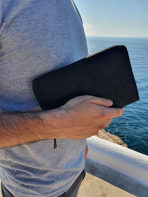 Portefeuille Homme avec porte-cartes et porte-chéquiers