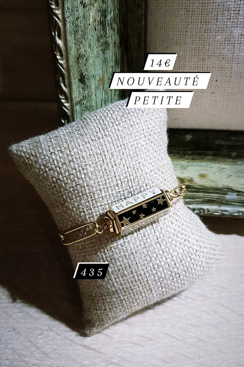 Bracelet pepite
