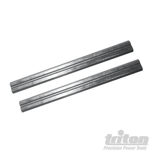 60mm Planer Blades for TCMPL --- Triton --- CODE: 223918