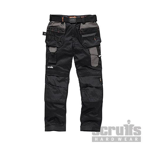 Pro Flex Holster Trousers Black --- Scruffs --- CODE: T54770