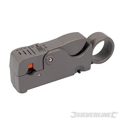 Coaxial Cable Strippers --- Silverline --- CODE: 868823