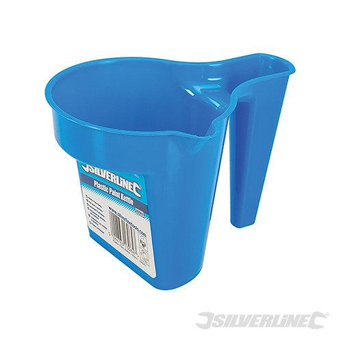 Plastic Paint Kettle --- Silverline --- CODE: 526051