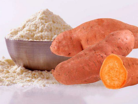 How to Make Sweet Potato Flour at Home