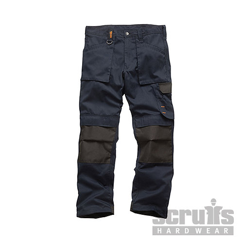Worker Trouser Navy --- Scruffs --- CODE: T54846