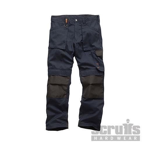 Worker Trouser Navy --- Scruffs --- CODE: T54842