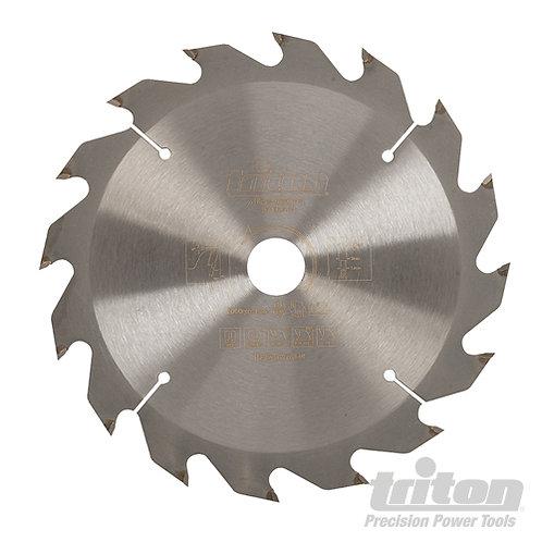 Cordless Construction Saw Blade --- Triton --- CODE: 751846