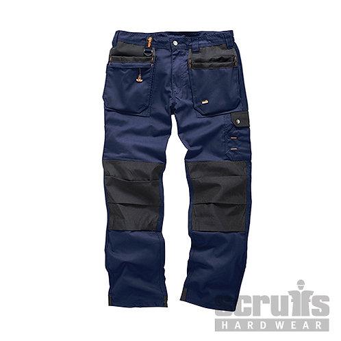 Worker Plus Trouser Navy --- Scruffs --- CODE: T53920