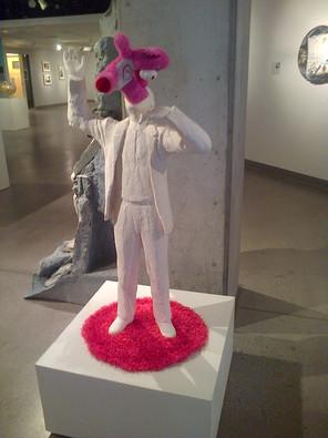 Pink Shout @ ASU Ceramic Research Center