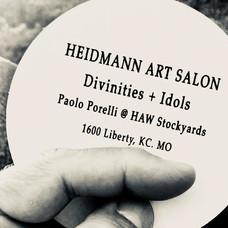 """Invite """"Divinities + Idols"""""""