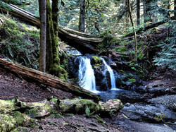 Cascade Falls Orcas Island