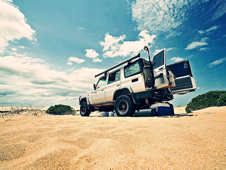 Preparing for the Ultimate 4WD Experience: Top 4WD Tips & Tricks