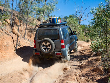 Get set for the Ultimate 4WD Experience: Top 4WD Tips & Tricks