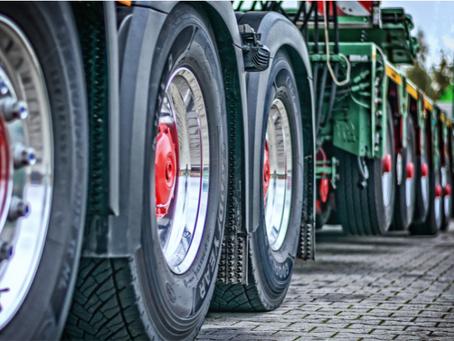 Understanding truck tyre pressures
