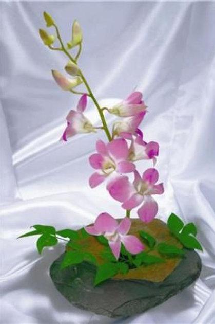 Ikebana Style Flower Vase (Micro 3x5)