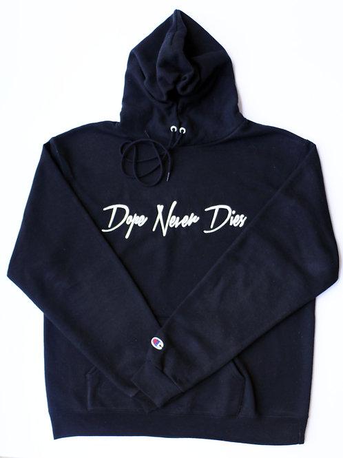 Dope Never Dies Classic Hoodie