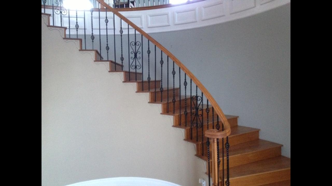 Blocker Spiral Staircase