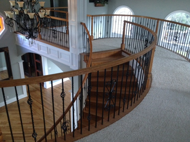 Blocker Staircase
