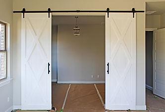 Double+White+X+With+Border+Barn+Doors-2.