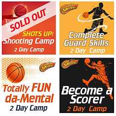 Combined Camp Package - Shooting Sold Ou