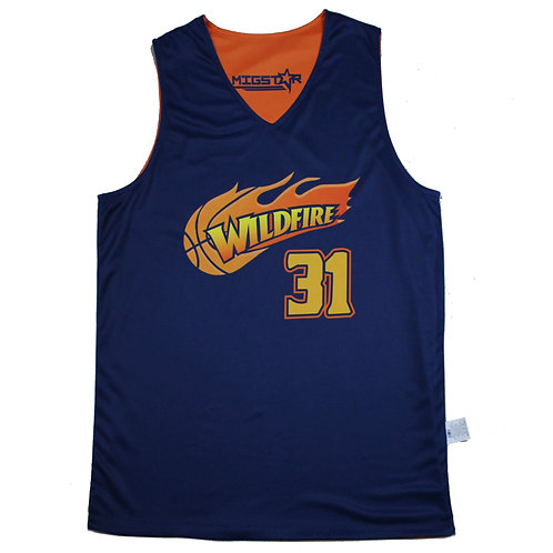 Wildfire Reversible Local Comp/Rep Training Jersey