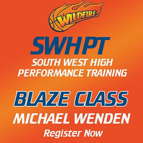 HPT - BLAZE CLASS - MICHAEL WENDEN