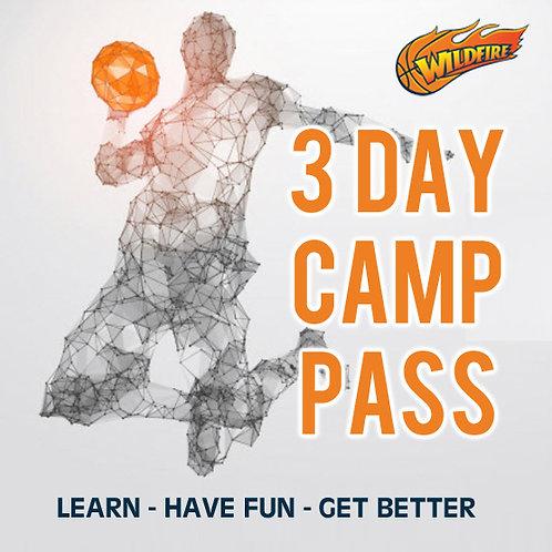 January Holiday Basketball Camp - 3 Day Pass