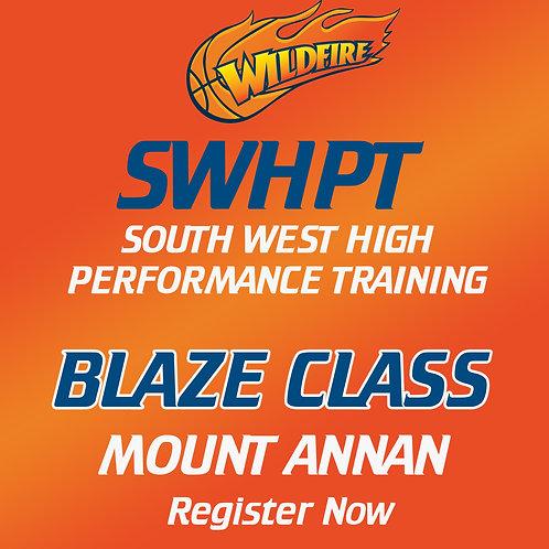 HPT BLAZE CLASS - MOUNT ANNAN