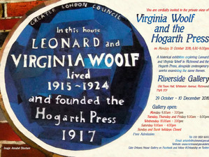 Contemporary artists respond to Virginia Woolf, the Hogarth Press and its legacy