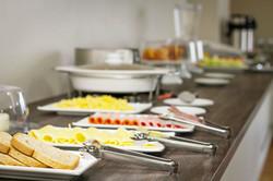 Café da Manhã Select Hotel