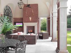 veranda football
