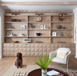 Media Bookshelves