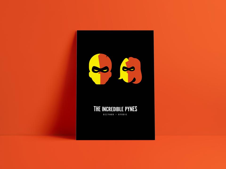 pixar poster series