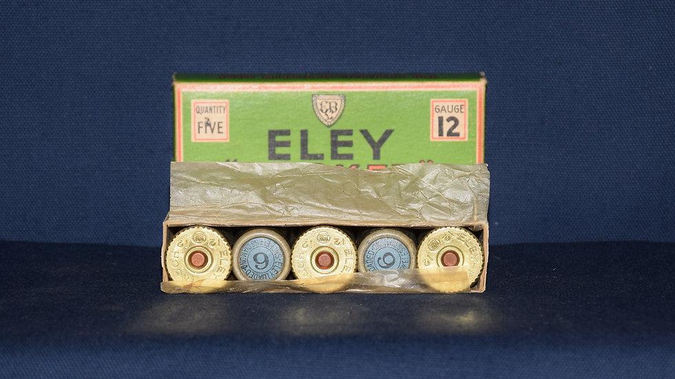 Eley 'Rocket' 12 Bore Cartridges No.6 Shot