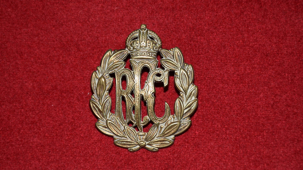 Royal Flying Corps 1914 - 1918