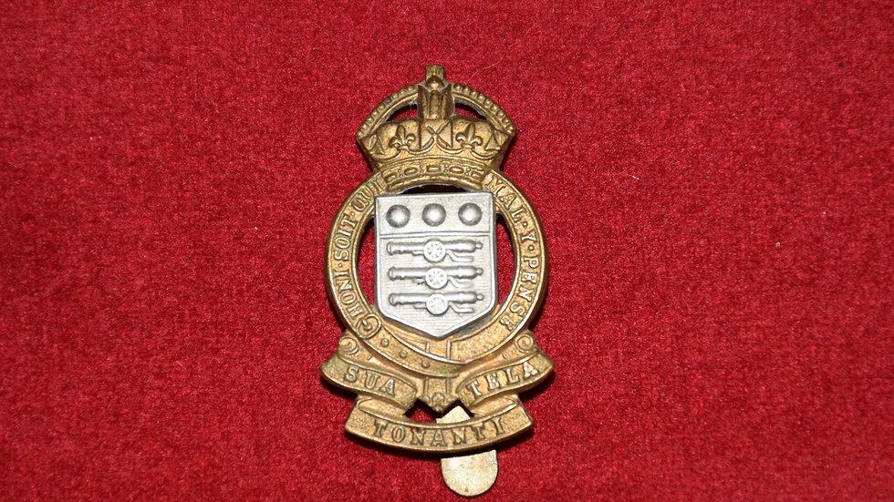 Royal Ordnance Corps - Beret Badge 1949