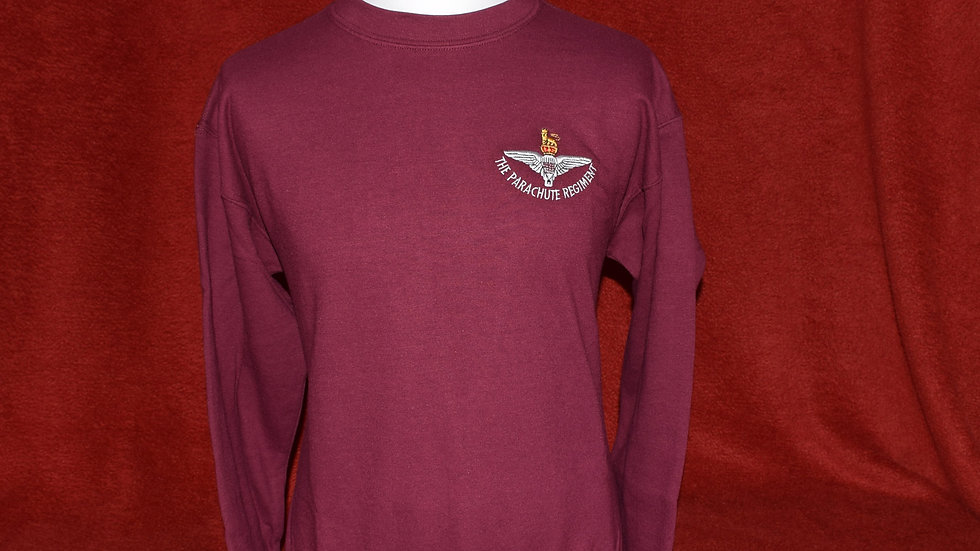 Parachute Regiment Sweat Shirt