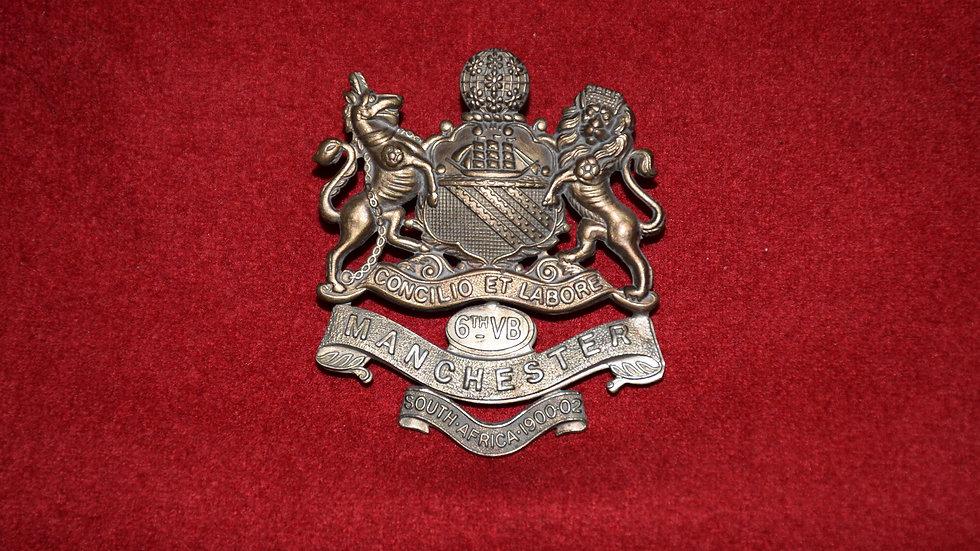 6th Volunteer Battalion Manchester Regiment 1881 - 1908