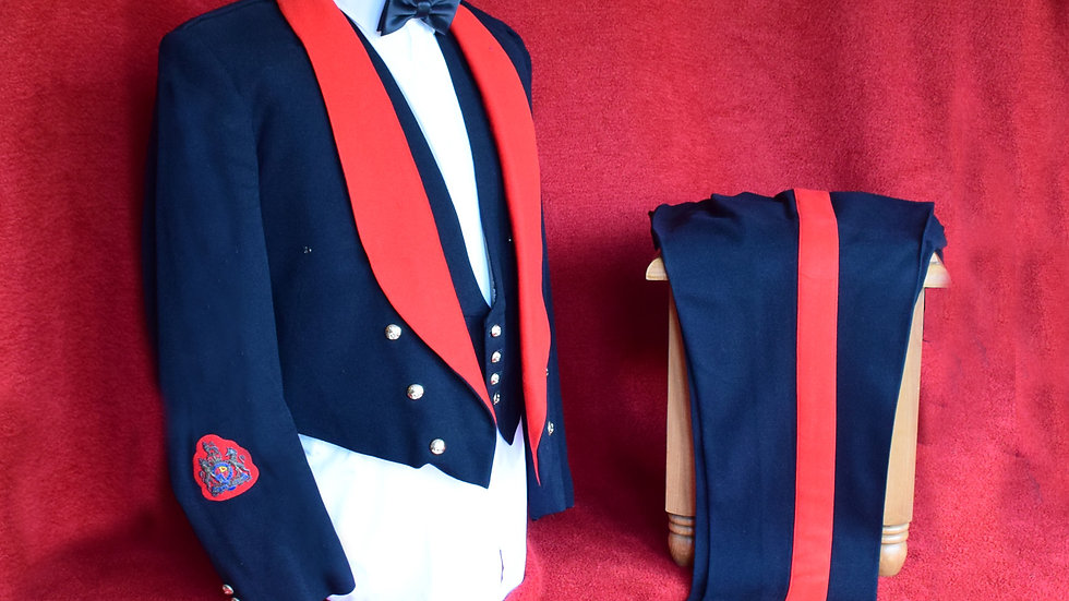 Royal Artillery WO1 - Mess Dress