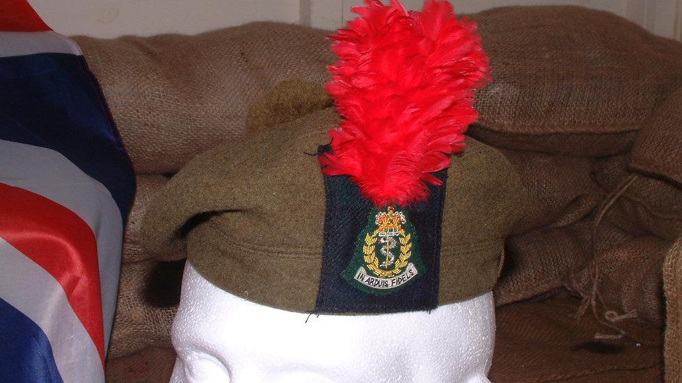 Tam O Shanter - Royal Army Medical Corps